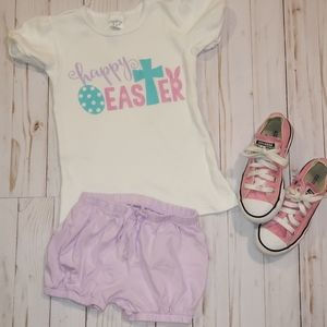 Girls 4T Easter outfit